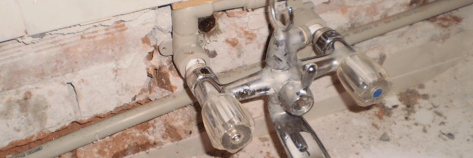 Ремонт на смесител за мивка