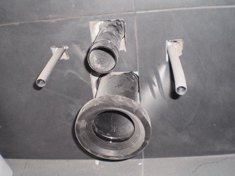 тоалетна чиния монтаж