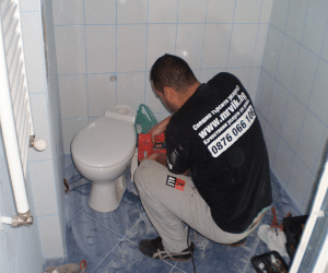 монтаж от водопроводчик