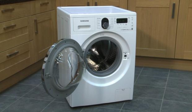 монтаж на перална
